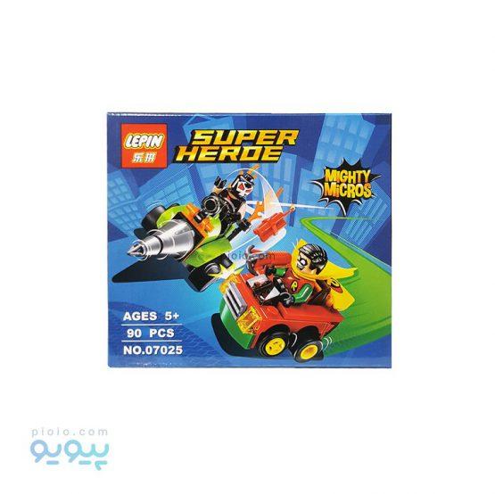 لگو Super Hero کد 07025