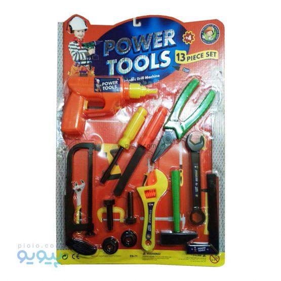 ابزار روکارتی دریل دار بزرگ