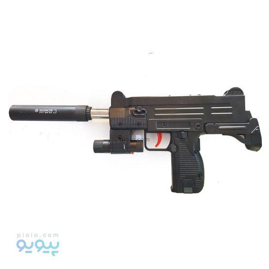 تفنگ اسباب بازی UZI مدل F310-2
