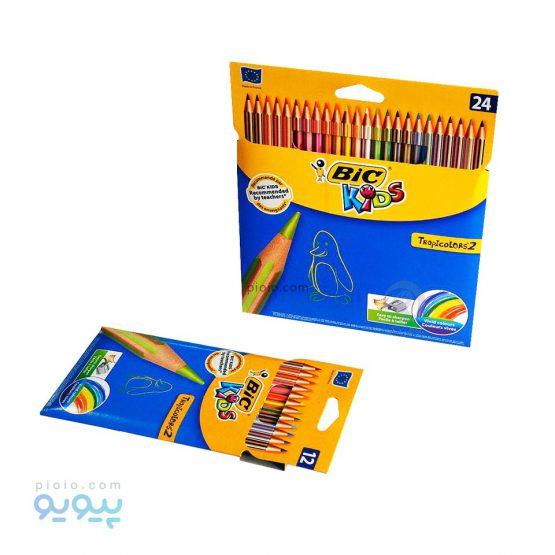 مداد رنگی بیک کد 414