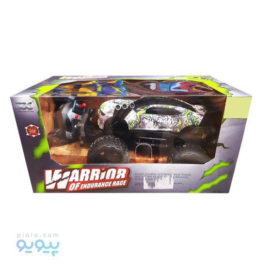 خرید اینترنتی ماشین کنترلی warrior