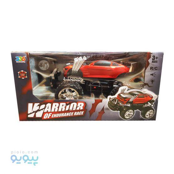 خرید اسباب بازی ماشین کنترلی warrior