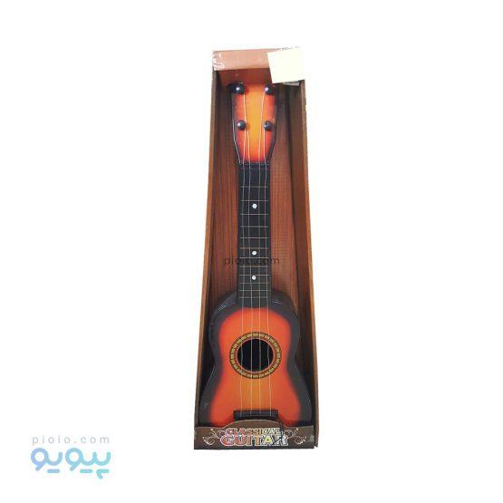 گیتار اسباب بازی طرح چوب