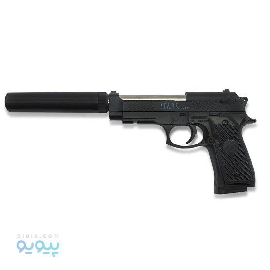 تفنگ ساچمه ای فلزی +C19