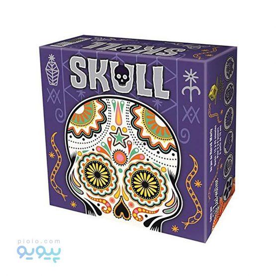 بازی فکری skull