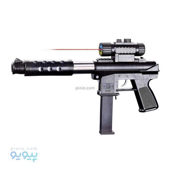 تفنگ اسباب بازی لیزری مدل P559