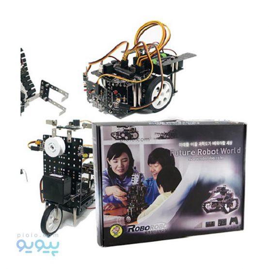 ساختنی پانکس ربات ربوکیت