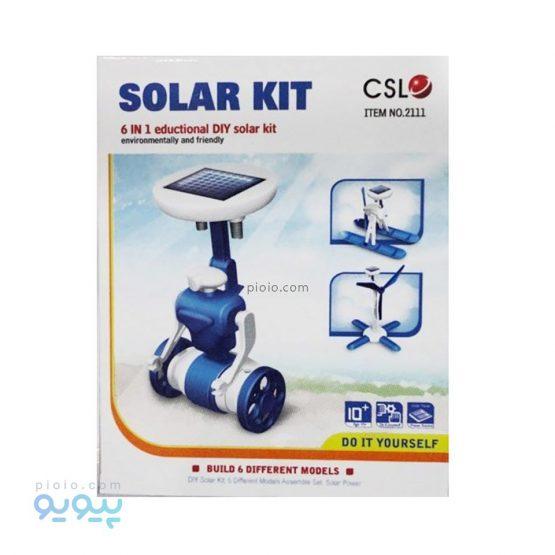 ربات SOLAR KIT