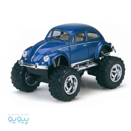 ماکت فلزی آفرود Volkswagen Classical Beetle
