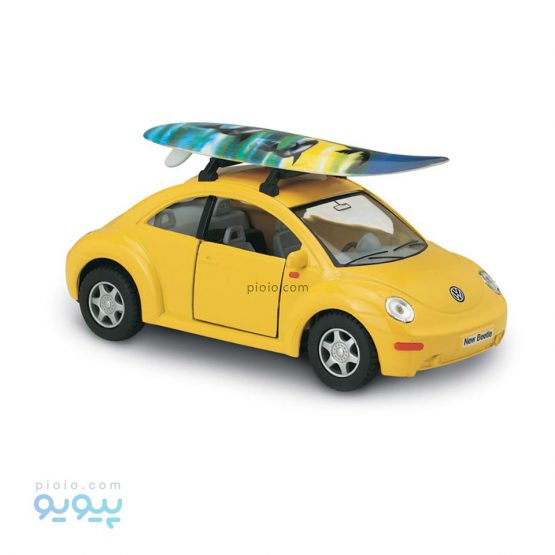 ماکت فلزی Volkswagen New Beetle
