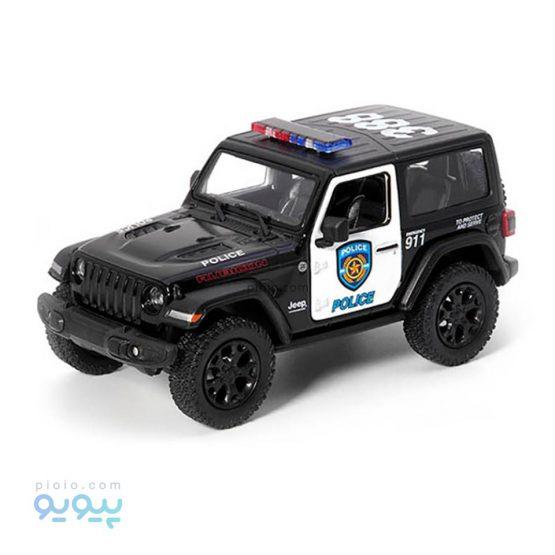 ماکت پلیس Jeep Wrangler