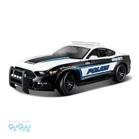 ماشین پلیس فلزی Ford mustang gt 2015