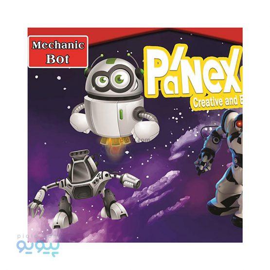 ساختنی پانکس مدل ربات مکانیک بات 1