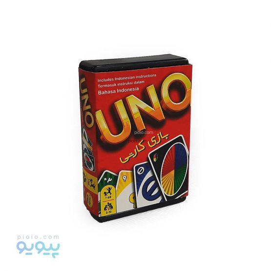بازی کارتی انو Uno
