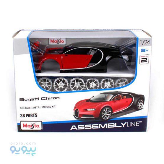 خرید ساختنی ماشین Bugatti Chiron