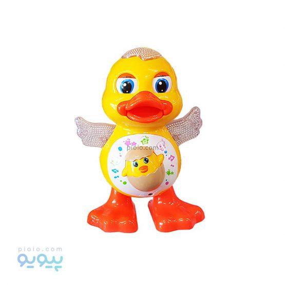 اسباب بازی موزیکال طرح اردک