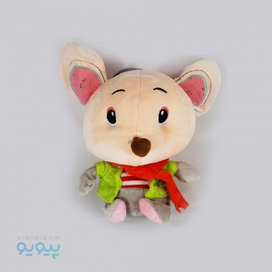 عروسک موش کله گنده جلیغه دار