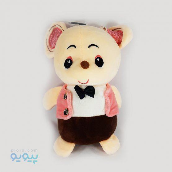عروسک موش کپل جلیغه دار