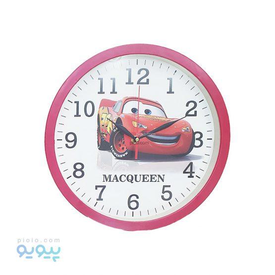 ساعت رومیزی طرح مک کویین