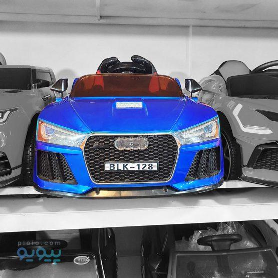 ماشین شارژِی Audi RS7