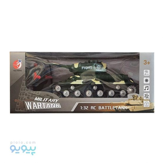 تانک کنترلی اسباب بازی