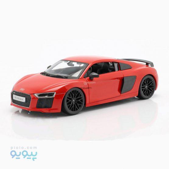 ماکت فلزی مایستو مدل Audi R8 V10 Plus