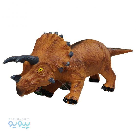 فیگور دایناسور اسباب بازی پلاستیکی نرم سایز بزرگ
