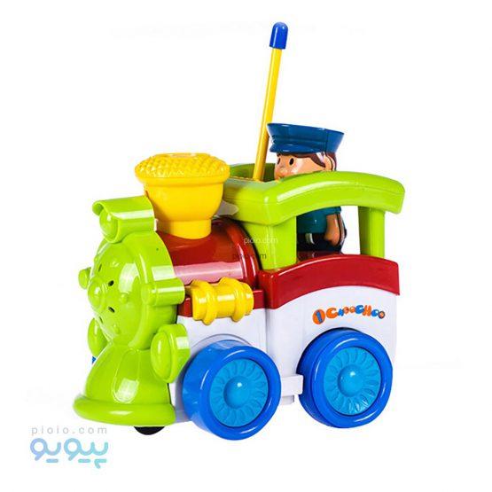 اسباب بازی قطار کنترلی کد 6605