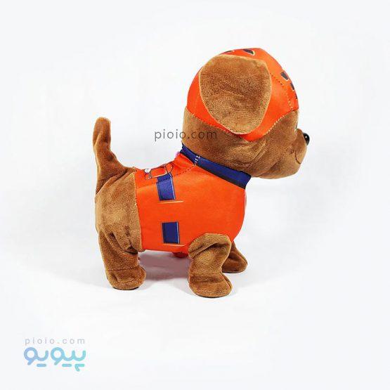 عروسک سگهای نگهبان متحرک زوما