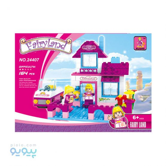 لگو ساختنی مدل 24407