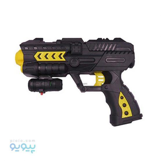 تفنگ اسباب بازی تیر ژله ای کد 716-4