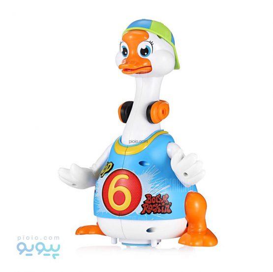 اردک موزیکال هولی تویز