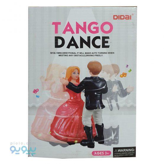 فیگور موزیکال عروس و داماد رقصنده
