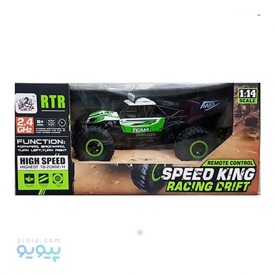 ماشین کنترلی آفرودی مدل speed king