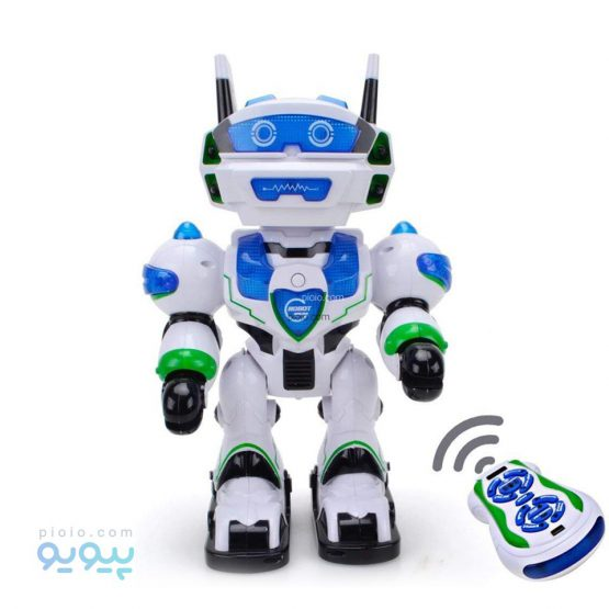 اسباب بازی ربات کنترلی alexson