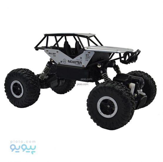 ماشین کنترلی مدل Alloy Monster
