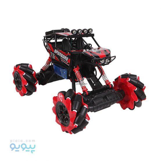 ماشین کنترلی آفرود Crawler max