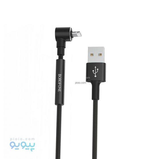 کابل تبدیل USB به لایتینگ بروفون مدل BU6
