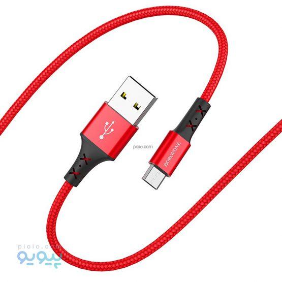 کابل تبدیل USB به میکرو بروفون مدل BX20