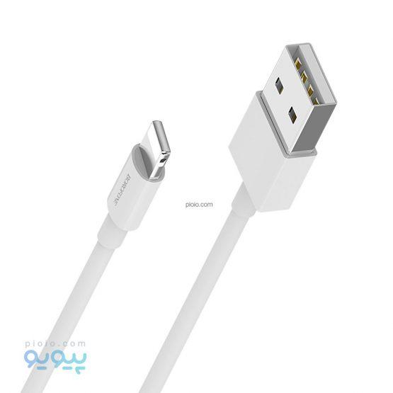 کابل تبدیل USB به لایتینگ بروفون مدل BX3