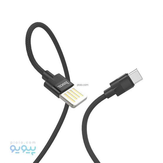 کابل تبدیل USB به Type-C هوکو مدل U55