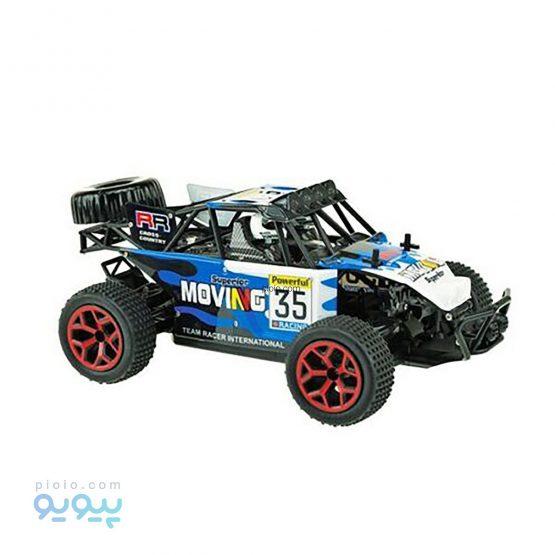 ماشین کنترلی حرفه ای مدل Wild Racer