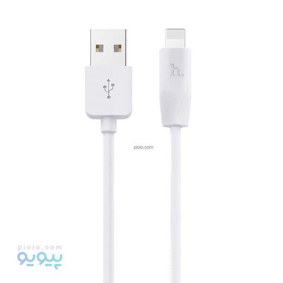 کابل تبدیل USB به Lightning هوکو مدل U62