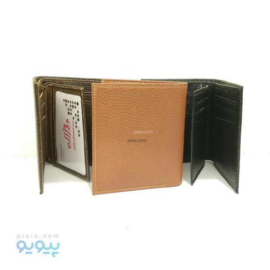 کیف جاکارتی کتابی با جعبه چوبی کادویی