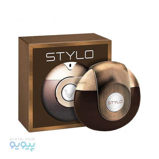 ادو تویلت مردانه امپر مدل Stylo Pour Homme