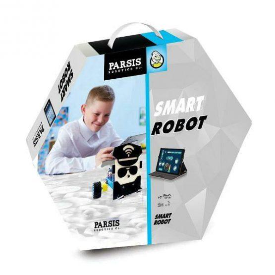 بسته آموزشی ربات هوشمند اندرویدی پارسیس مدل Smart Robot