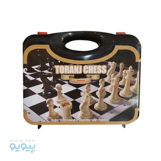 ست بازی شطرنج کیفی استاندارد