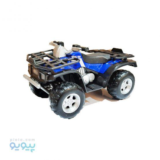 ماکت فلزی موتور چهار چرخ