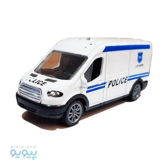 ماکت ون فلزی مدل Police