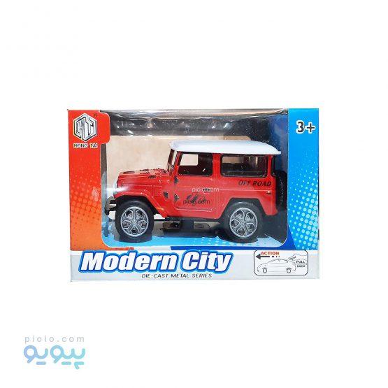 ماکت ماشین فلزی مدل OFF ROAD